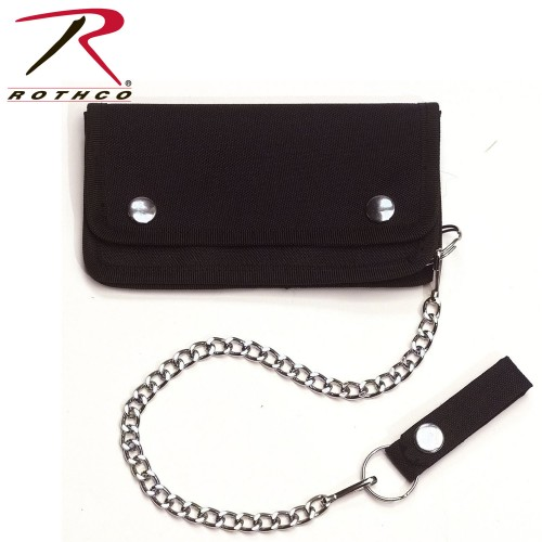 Rothco Trucker Wallet, Black