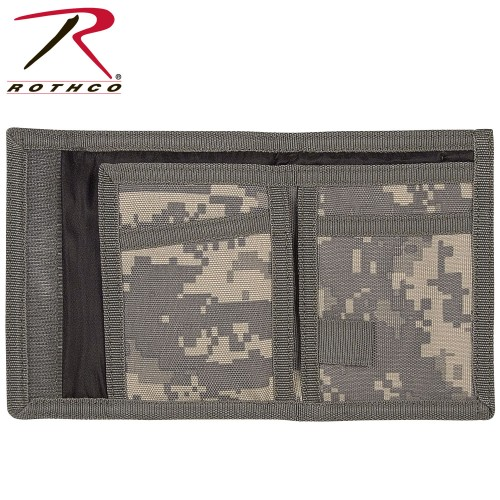 Rothco 10640 ACU Digital High Quality Deluxe Tri-Fold ID Wallet