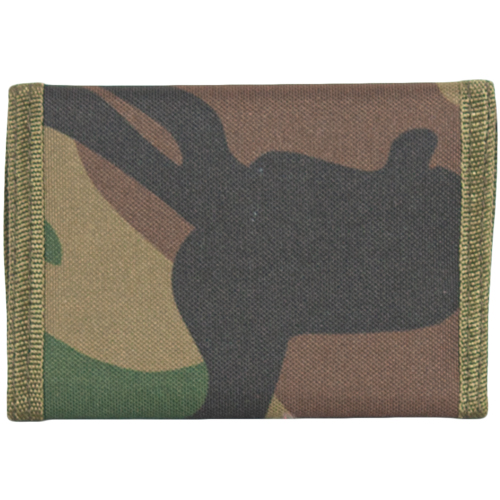 Nylon Commando Wallet - Camouflage
