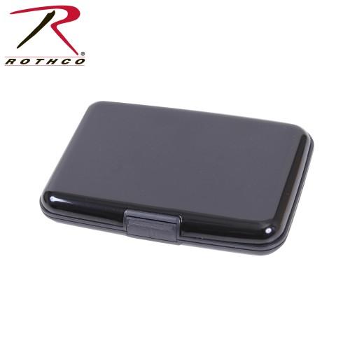 22101 Rothco Aluminum Accordian Credit Card Holder Wallet 22101[Black]