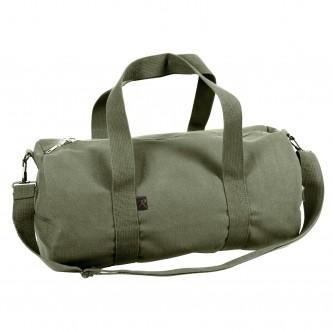 Rothco Canvas Shoulder Bag, Olive Drab, 19''