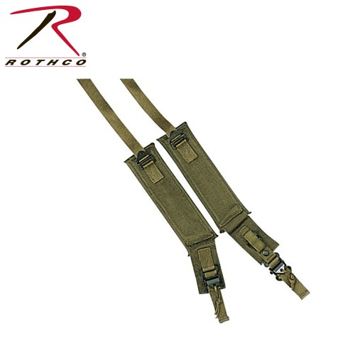 2261 Olive Drab Military ALICE Pack Shoulder Straps 2261 Rothco