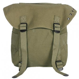 Canvas Butt Pack - Olive Drab