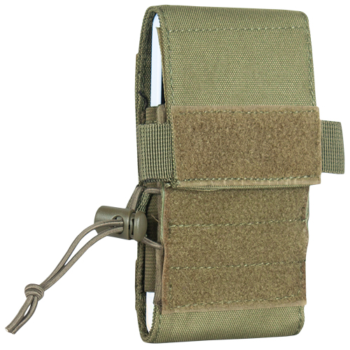 Tactical Cell Phone Pouch - Olive Drab