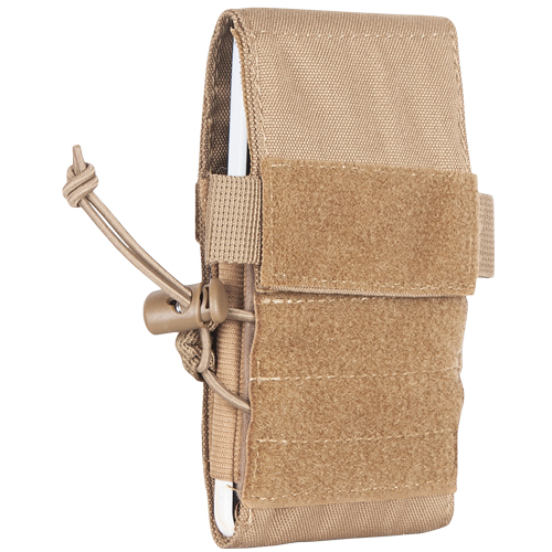 Tactical Cell Phone Pouch - Coyote