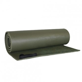 Gi Style Foam Sleeping Pad - Olive Drab