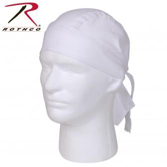 Biker Cotton Headwrap Skull Cap Military Patterns Do-Rag Bandana Beanie Rothco