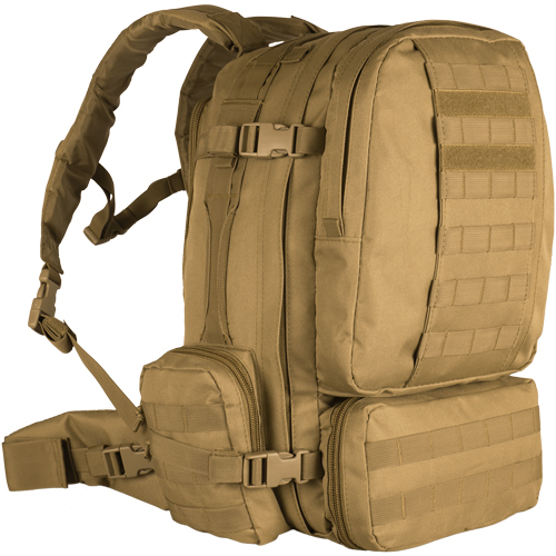 Advanced 2-Day Combat Pack - Coyote