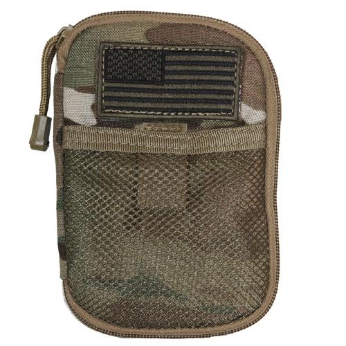 Tactical Wallet / Organizer - Multicam
