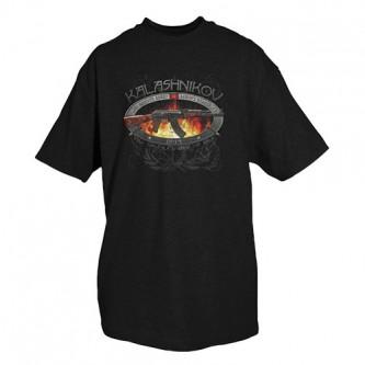 Kalashnikov Men's T-Shirt Black - L