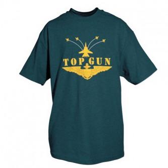 Top Gun T-Shirt- Navy Xl