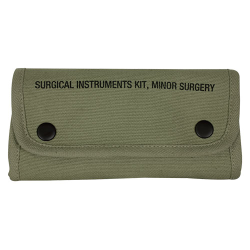 Surgical Kit Pouch - Olive Drab