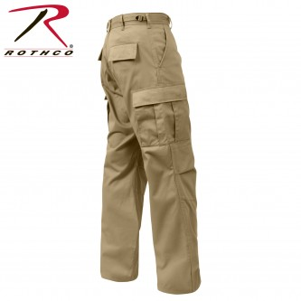 Rothco 7901-xl Khaki Military BDU Cargo Fatigue Pants[X-Large]