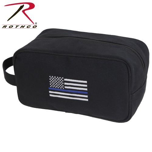 Thin Blue Line U.S. Flag Travel Kit 2128