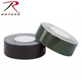 Rothco Military Duct Tape AKA 100 Mile An Hour Tape Black 8227