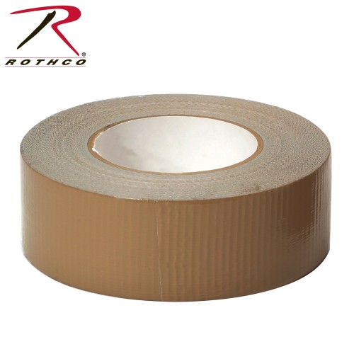 Rothco Military Duct Tape AKA 100 Mile An Hour Tape Coyote Brown 8233
