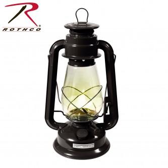 Rothco 845 New Kerosene Lantern Black 12