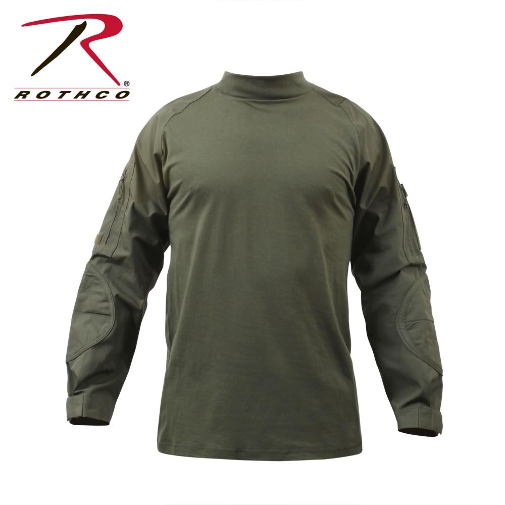 Rothco 66080 Kids Army Physical Training T-Shirt Grey