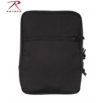 Rothco 9709 Black MOLLE Tactical Concealed Travel Carry Pouch