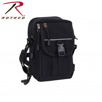 99146 Passport Travel Pouch Black Classic Rothco 99146