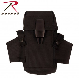 9946 Rothco GI Style Military M-16 Clip Magazine Pouch[Black]